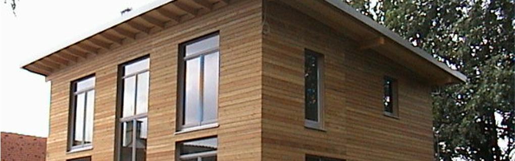 EFH in Brettsperrholzbauweise